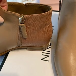 Nine West Booties - NEW